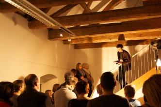 @ Schlossgalerie Schärding, 2015; Foto: privat