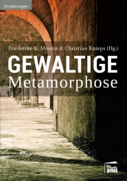 """Gratwanderung. Monodrama"", in: Friederike K. Moorin und Christian Knieps (Hrsg.), Gewaltige Metamorphose. Erzählband, Marta Press, Hamburg 2015. https://shop.marta-press.de/themen/belletristik/44/gewaltige-metamorphose?number=MP1051 https://stefanreiser.com/gratwanderung/"
