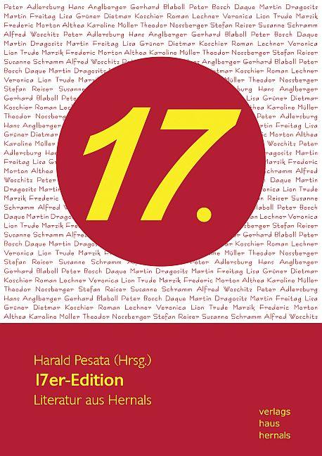"""""""Die Projektbesprechung"""" (Sketch) und """"Abschiedsteddy"""" (Monolog), beide in: Harald Pesata (Hrsg.), 17er-Edition. Literatur aus Hernals, Verlagshaus Hernals, Wien 2014. http://www.verlagshaus-hernals.at/books/17er-edition#more-3532 https://stefanreiser.com/die-projektbesprechung/"""