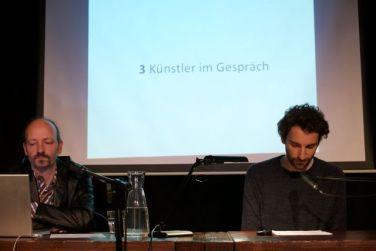Stöger, Reiser @ Theater Phönix, Linz, 2017; Foto: © B. Rizy