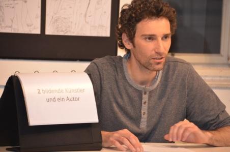 @ Amerlinghaus, Wien, 2018; Foto: © Nagl; https://stefanreiser.com/kurzgeschichten-miniaturen-und-monologe/