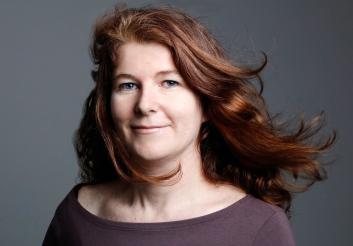 """Renate Silberer (Foto: © detailsinn) liest am 14.6. u. a. aus """"Das Wetter hat viele Haare"""", erschienen bei Kremayr und Scheriau, 2017."""