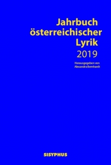 """gean"" (Mundartminiatur), in: Alexandra Bernhardt (Hrsg.) Jahrbuch österreichischer Lyrik 2019, Sisyphus, Klagenfurt 2019. http://www.sisyphus.at/sisyphus/index.php/book/view/128"