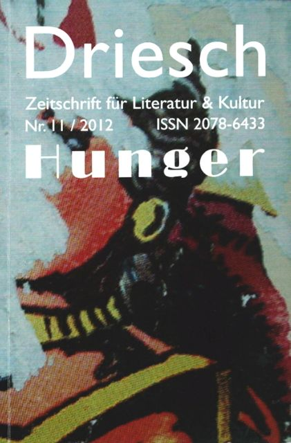 """""""Mayonnaise mit Pommes"""" (Monolog), zuerst in: Driesch, Zeitschrift für Literatur und Kultur, Nr. 11, Driesch Verlag, Drösing 2012. http://www.drieschverlag.org/index.php?option=com_content&task=view&id=235&Itemid=82 https://stefanreiser.com/mayonnaise-mit-pommes/"""